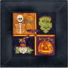Erica Michaels Clearance Scared Square With Silk Gauze