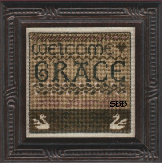 Erica Michaels Clearance Welcome Grace With Silk Gauze