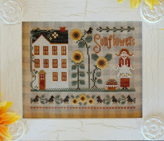 Little House Needleworks Clearance Little Miss Sunflower