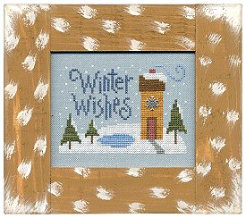 Lizzie*Kate Clearance S67 Winter Wishes