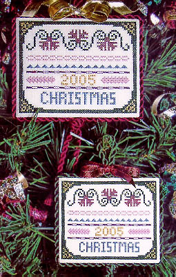 Milady's Needle Clearance Another Sampler Christmas