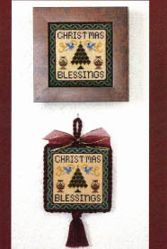 Milady's Needle Clearance Christmas Blessings