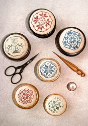 Milady's Needle Clearance Quaker Pin Cushions