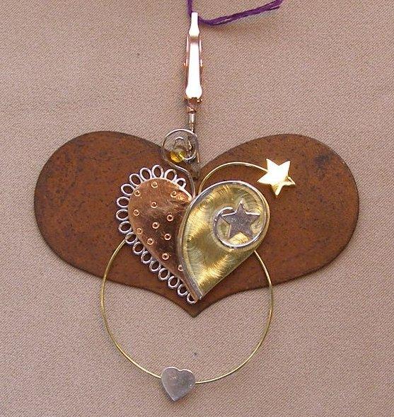 Puffin & Co. Clearance Heart