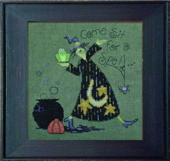 JABCo ATHstitchath1008 Sit A Spell