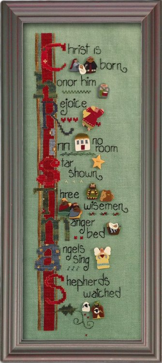 JABCo ATHstitchath1010 Christmas Tidings