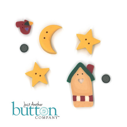 Just Another Button Company 6917 Starlight, Starbright