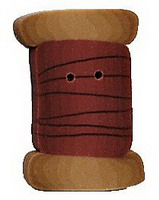 JABCo Art To Heart  nh1029.ML Large Mulberry Spool