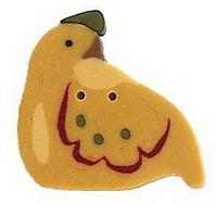 JABCo Art To Heart  nh1088.L Large Partridge