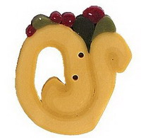 JABCo Art To Heart  nh1092.L Large Gold Ring
