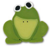 JABCo Art To Heartnh1113.L Large Ribbit