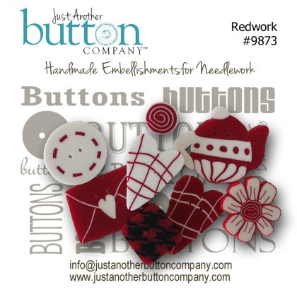 JABCo Button Collections9873 Rosework