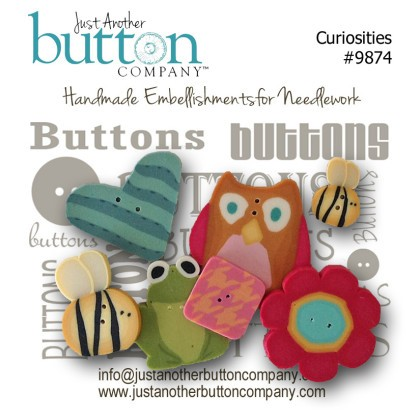 JABCo Button Collections9874 Curiosities