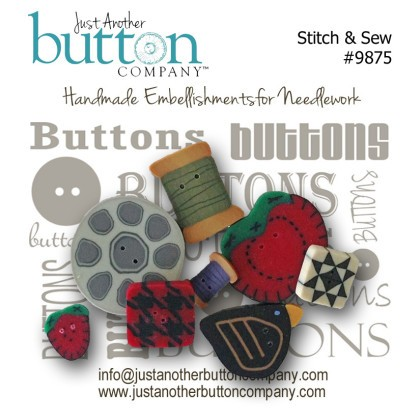 JABCo Button Collections9875 Stitch & Sew