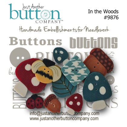 JABCo Button Collections9876 In The Woods