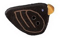 JABCo Fauna  1106.S Small Black Bird
