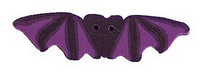 JABCo Fauna  1137.L Large Purple Bat