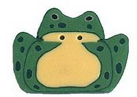 JABCo Fauna  1139 Toad