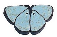 JABCo Fauna  1143 Blue Butterfly