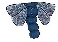 JABCo Fauna  1159.W Wee Dragonfly