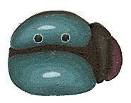 JABCo Fauna  1168.S Small Blue Beetle