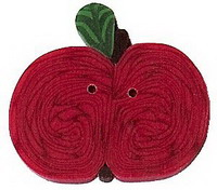 JABCo Flora  2250.L Large Red Apple