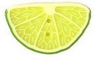 JABCo Flora  2257.M Medium Half Lime Slice