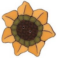 JABCo Flora  2259.L Largel Sunflower
