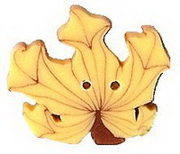 JABCo Flora  2274.S Small Yellow Maple Leaf