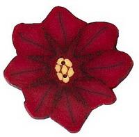 JABCo Flora  2284.L Large Poinsettia