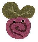 JABCo Flora  2307.T Tiny Mauve Swirly Bud