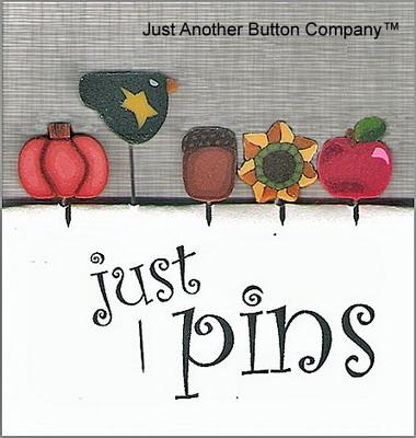 JABCo Just Pins  JP102 Autumn Assortment