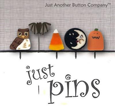 JABCo Just Pins  JP103 Halloween Assortment