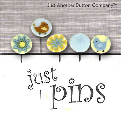 JABCo Just Pins  JP104.y Yellow Lemonade Assortment
