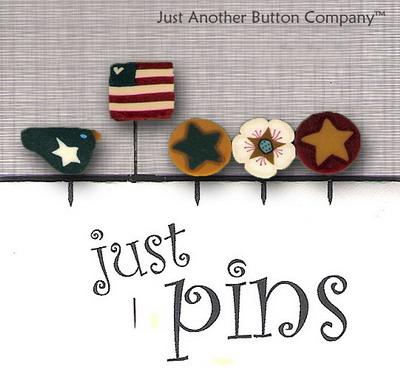 JABCo Just Pins  JP105.us  US Patriotic Assortment