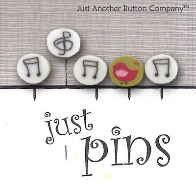 JABCo Just Pins  JP106 Music Assortment