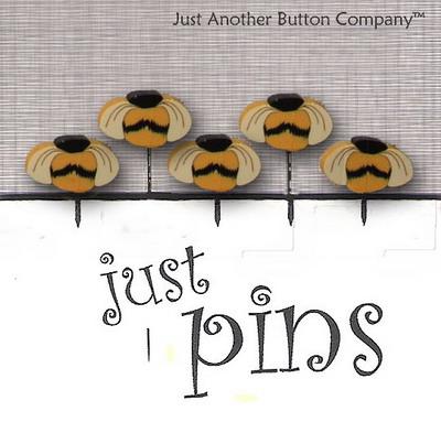 JABCo Just Pins  JP113 Just Bees
