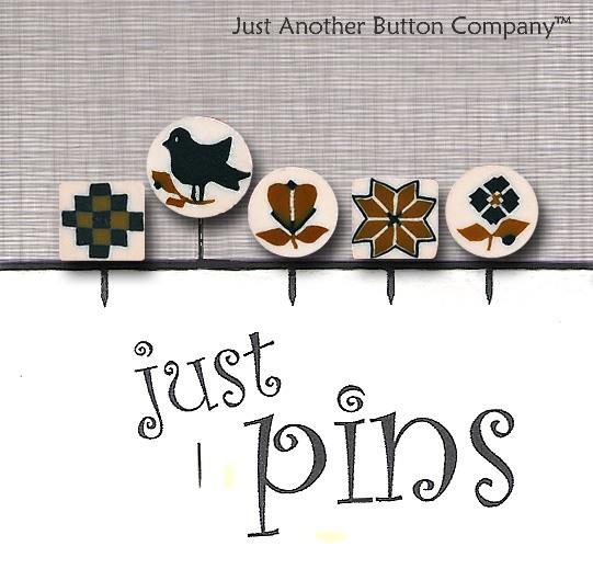 JABCo Just Pins JP124 Quaker Stitches