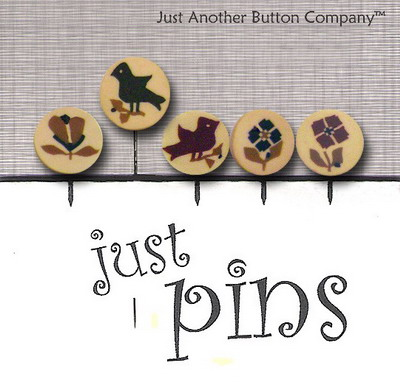 JABCo Just Pins  JP126 Sampler Stitches