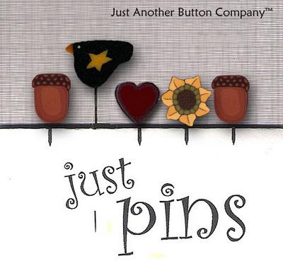 JABCo Just Pins  JP136 Harvest Heart