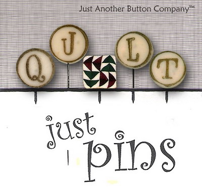 JABCo Just Pins  JP139 Q Is For Quilt