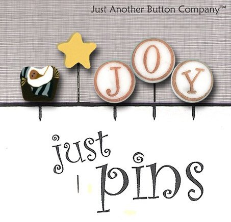 JABCo Just Pins  JP141 J Is For Joy