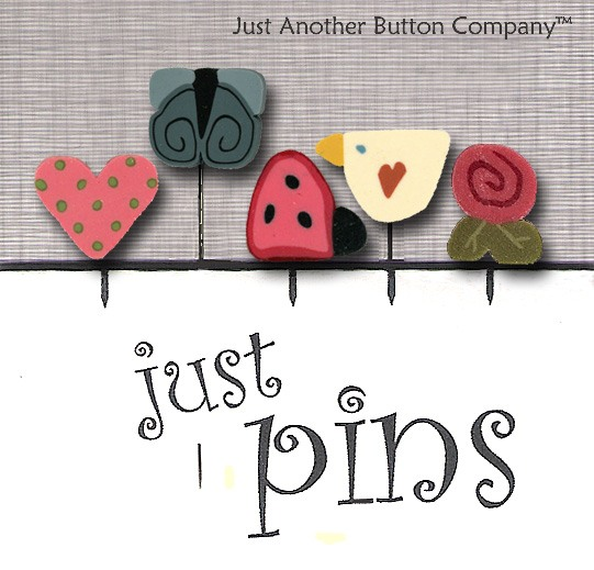 JABCo Just Pins JP144 Spring Is In The Air