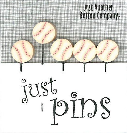 JABCo Just Pins  JP156 Just Baseballs