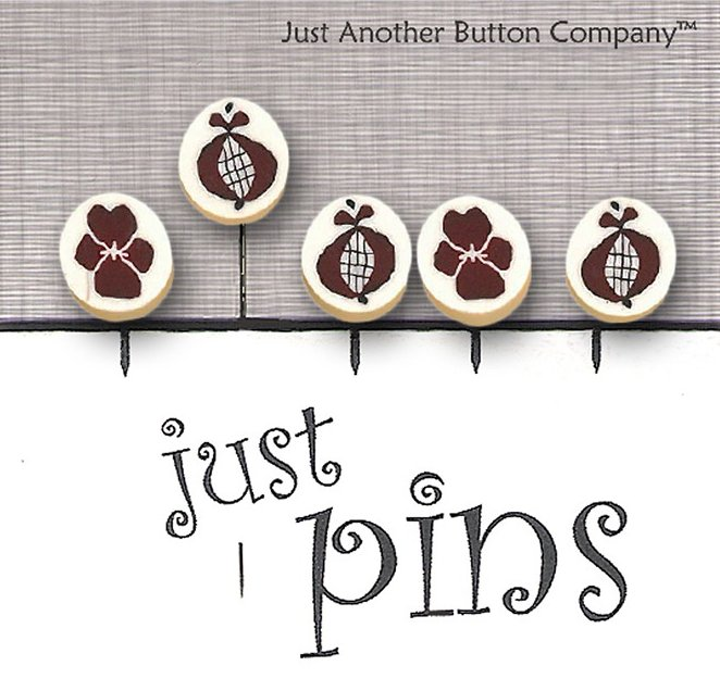 JABCo Just Pins  JP161 Pomegranate Stitches