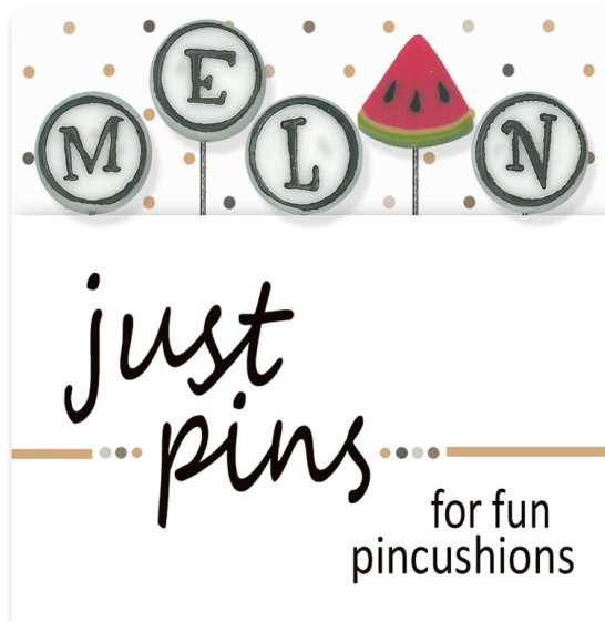 JABCo Just Pins  JP187 M Is For Melon