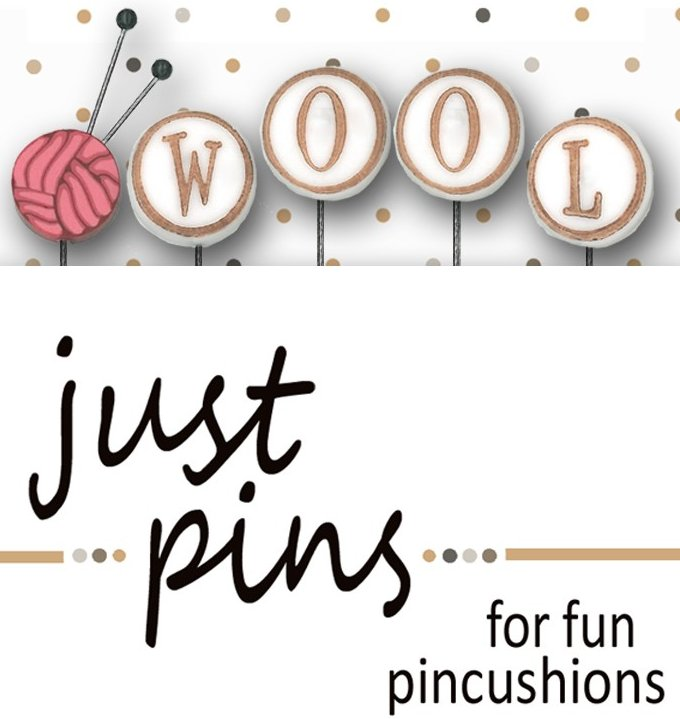 JABCo Just Pins  JP198 W Is For Wool