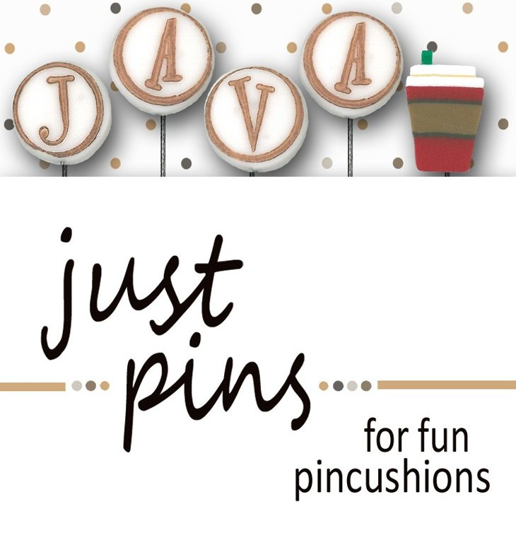 JABCo Just Pins  JP199 J Is For Java