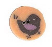 JABCo Lemonade Collectionlc1013.S Small Black Tweet On Orange