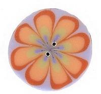 JABCo Lemonade Collectionlc1030.L Large Orange Poppy On Purple
